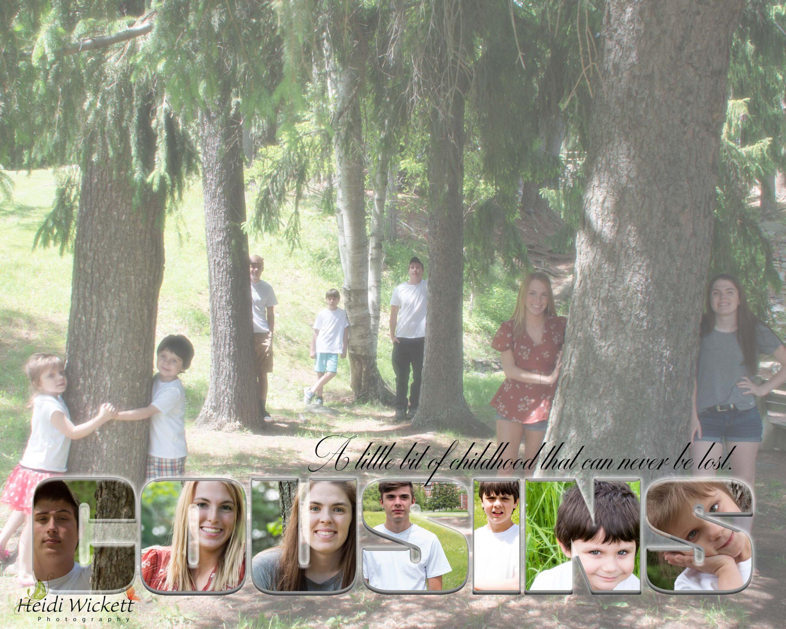 8x10 cousins collage fb